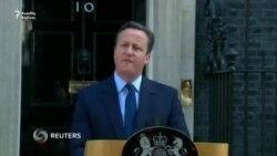 David Cameron baş nazirlikdən gedir