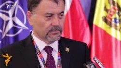 """Anatol Șalaru: """"Moldova a devenit mai stabilă fiindcă NATO a venit mai aproape de Moldova"""""""