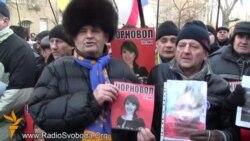 Євромайдан продовжує пікетування МВС