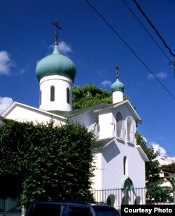 Русский храм в Каракасе
