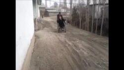 Бувайдалик ногирон Бўстон Орзиев