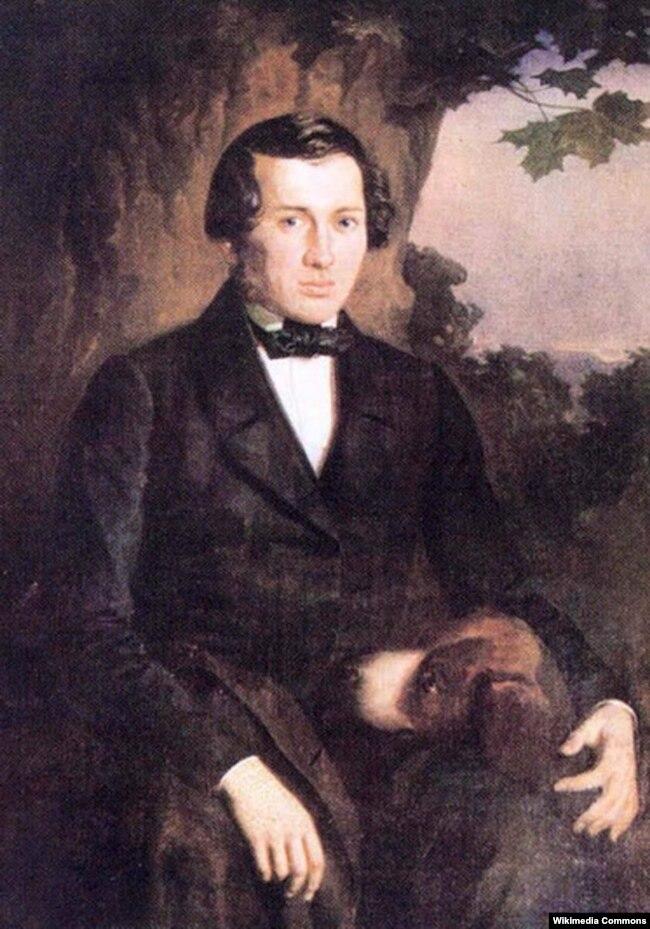 Євген Гребінка (1812–1848) – український письменник, байкар, педагог, видавець