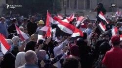 Irački demonstranti: 'Ne želimo ovu vlast'