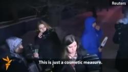 Freed Pussy Riot Member Calls For Boycott Of Sochi Olympics