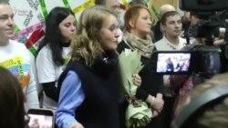 Собчак потребовала отменить регистрацию Путина на выборах