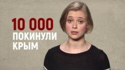 Qırımtatarlarnıñ ekseriyeti Kremlge ne sebepten qarşı çıqa (video)