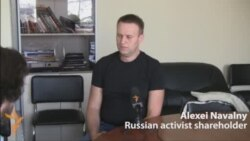 Russian Blogger Attacks Ruling Tandem
