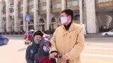 Предпринимательница раздает маски бесплатно