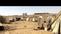 العيد في مخيّم دوميز