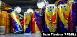 Golden Eagle, produkti i kompanisë Frutex, që ka depërtuar edhe në tregjet ndërkombëtare.