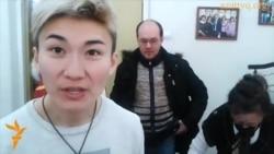 Белсенді Жанар Секербаева