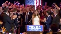 Трамп, единствениот републиканец за Белата куќа