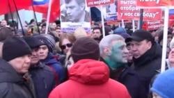 Михаила Касьянова облили зеленкой