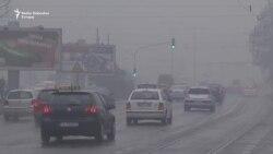 Sarajevo i dalje pod maglom smoga