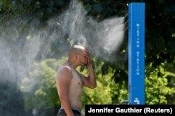 British Columbia din Canada a fost lovită de un val puternic de căldură