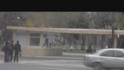 Бакинский видеодневник - 25 декабря 2009 года