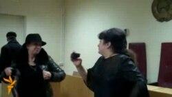 Штрафы за Народны сход у Віцебску