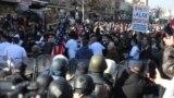 """Протест на роднините и поддржувачите на осудените во случајот """"Монструм"""""""