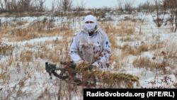 Снайпер Збройних сил України