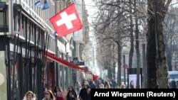 Цирих, Швајцарија