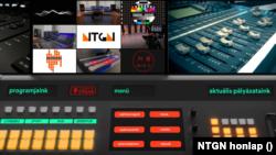 Az NTGN honlapja
