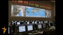 Китайська астронавтка провела відео-урок з космосу