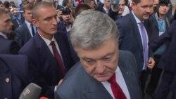 «Я з Вами, не хвилюйтеся». Порошенко коментує доступ ГПУ до телефонів журналісток Седлецької та Бердинських – відео