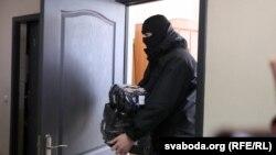 Ператрус у Беларускай асацыяцыі журналістаў 17 лютага 2021