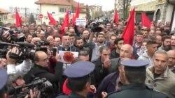 Prishtinë: Protestë për rastin e Kumanovës