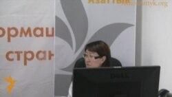 Видеосюжет про онлайн-конференцию с Маргаритой Ускембаевой