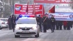 Қирғизистон: Жалолободда террорчилик ва экстремизмга қарши акция ўтказилди