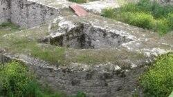 Şamaxıda tapılan və itirilən Şirvanşahlar sarayı