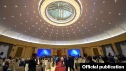 Заседание Жогорку Кенеша в госрезиденции «Ала-Арча». 28 октября 2020 г.