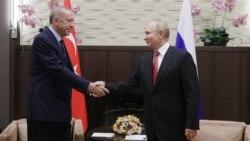 Պուտինը Սոչիում կայացած ռուս-թուրքական բանակցությունները արդյունավետ է գնահատել