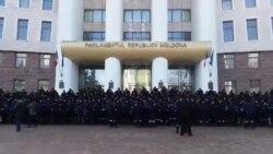 Молдова: өкмөткө каршы нааразылык
