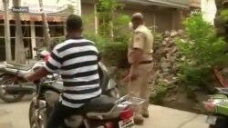 هند کې د ټولبند نه عملي کولو پرضد د پولیس هلې ځلې