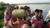 Мьянма: мусулман качкындарынын агымы токтой элек