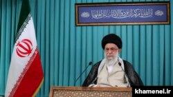آیتالله علی، خامنهای رهبر مذهبی ایران