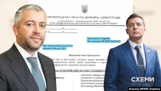 Попросив президента Зеленського про це тодішній очільник Кіровоградської ОДА – Андрій Назаренко