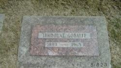 Могила уроженца Стур-Дигоры Темболата Гобаева в Сиэтле