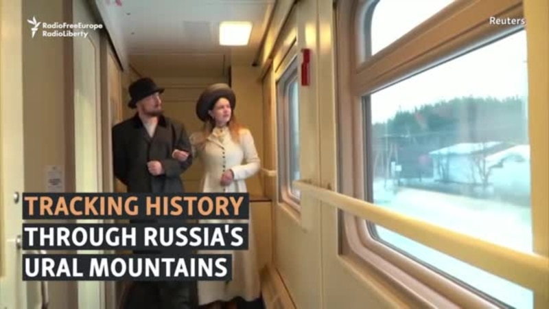 Russia's 'Imperial Route' Train Offers A Trip Through A Tragic History