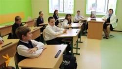 Міністри освіти України і Росії особисто перевірили російсько-українську гімназію