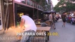 Orët e para të izolimit në Prishtinë