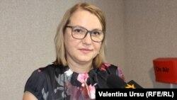Angela Cutasevici, viceprimar în Chișinău, 31 august 2020
