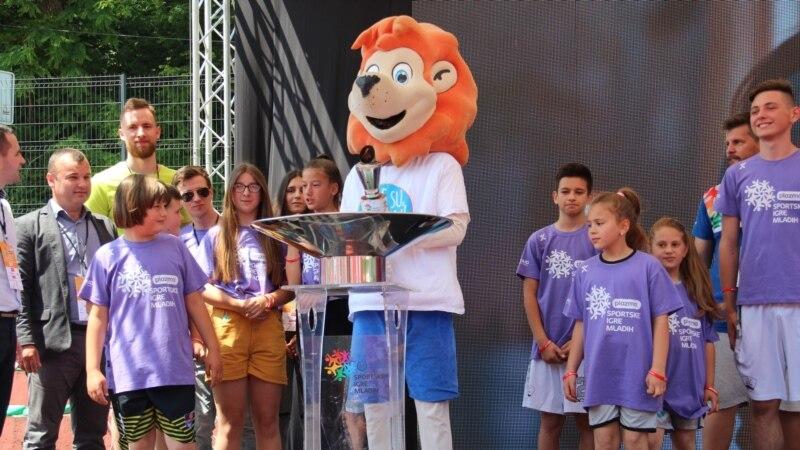 Sportske igre mladih u Srebrenici: 'Zajedno kao jedan tim'