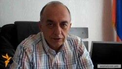Սահակ Մինասյանը հերքում է Գյումրիում թեկնածու դառնալու մասին լուրերը