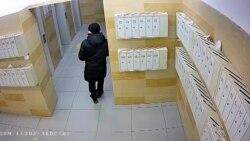 Видео задержания Артема Загребельного сотрудниками ФСБ