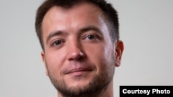 Андрій Усач, голова громадської організації істориків «Після тиші»