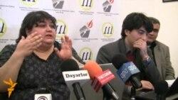 Хадиджа Исмаилова жасырын камераны өзі тапты