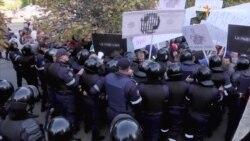 У Молдові збираються демонстранти через арешт колишнього прем'єра (відео)